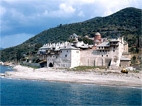© Xenophontos Monastery, © 10th Ephorate of Byzantine Antiquities