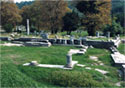 The Agora of ancient Thasos. East view