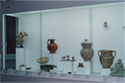 Hellenistic exhibits from hall IX