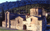 © Monastery of Dousiko, © 7th Ephorate of Byzantine Antiquities