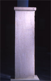 Marble inscription recording the names of Athenians killed in battle