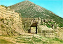 The Lion Gate at Mycenae